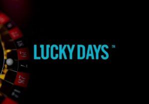 luckydays casino logo