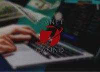 planet 7 casino logo